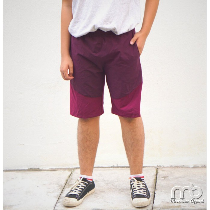 Moonbear Bicolour Board Shorts